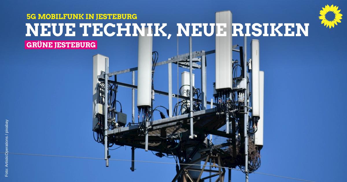 Digitalisierung – Mobilfunk in Jesteburg – eine kurze Chronologie