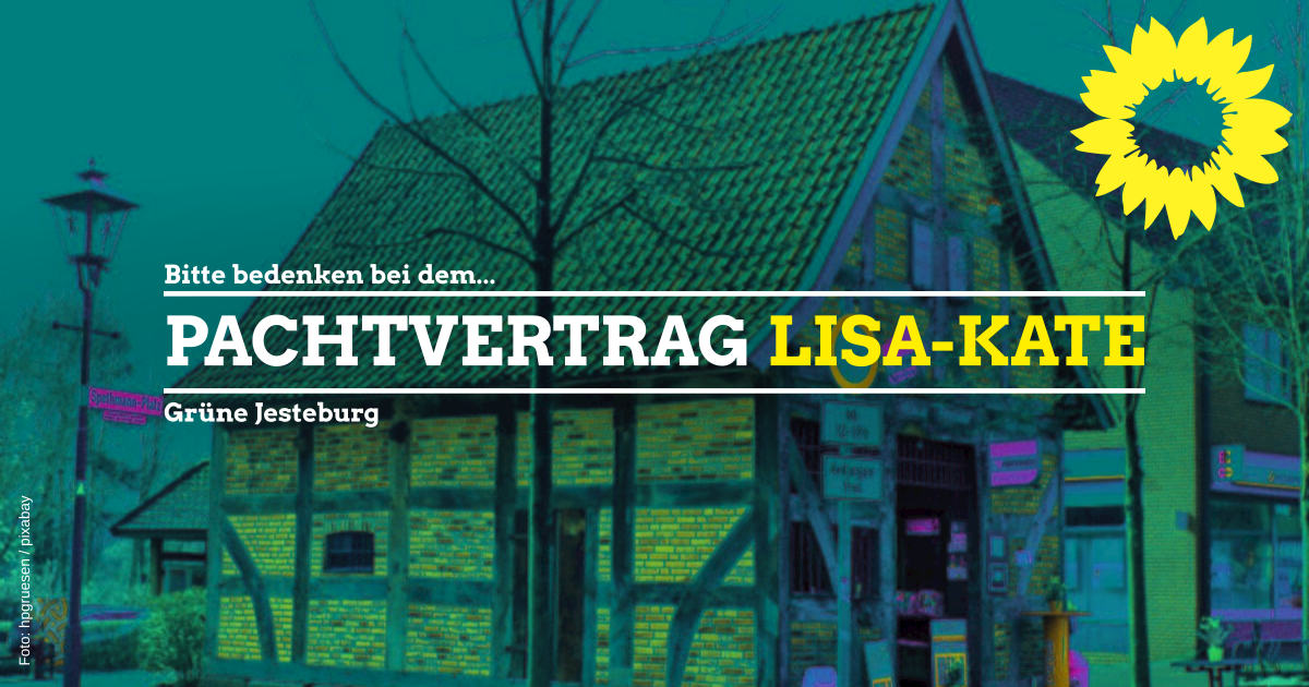 Pachtvertrag Lisa-Kate