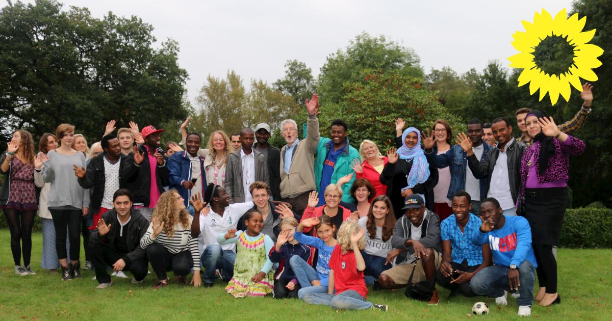 Flüchtlinge: zwei Seiten der Herausforderung – Akzeptanz und Integration