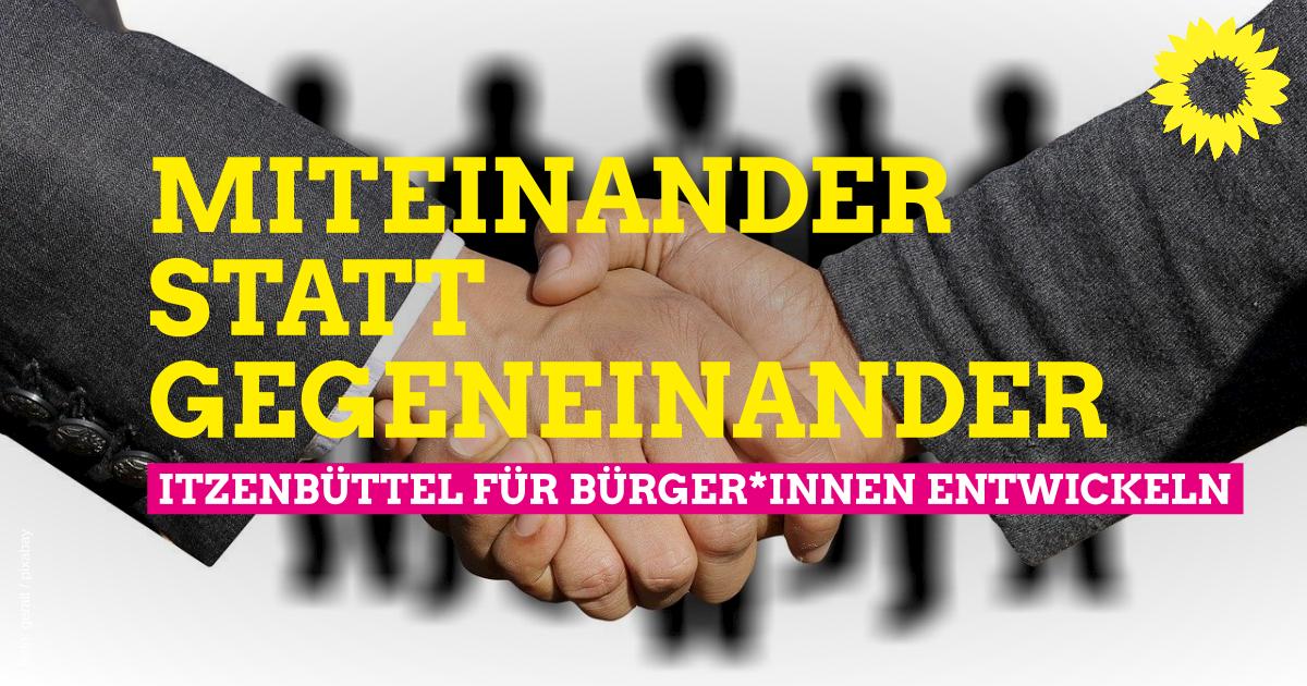 Antrag: Bürgerversammlung zu Hof & Gut
