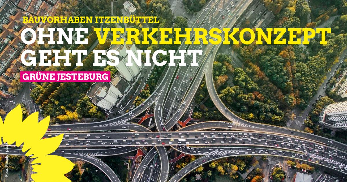 Antrag: Verkehrsuntersuchung Itzenbüttel