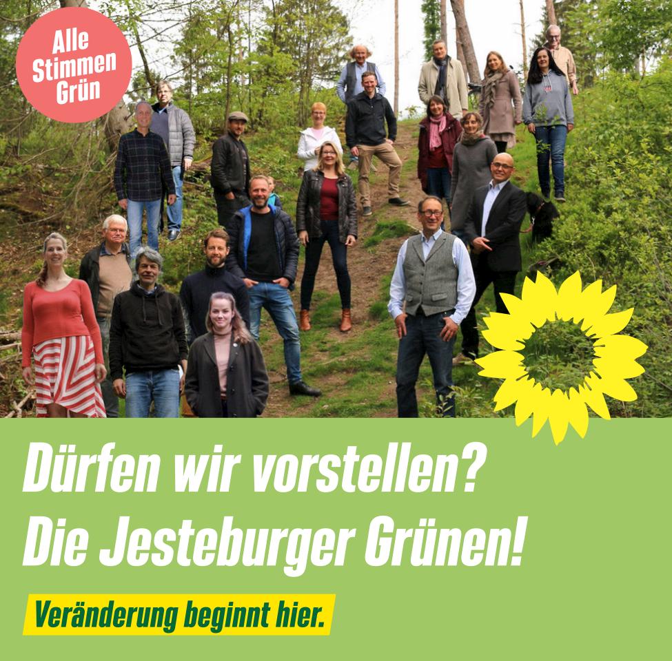 Starker Zuwachs bei den Grünen in der Samtgemeinde Jesteburg