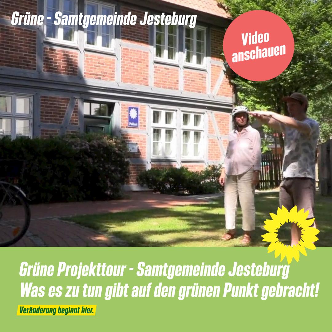 Grüne Projekttour – Kurzfilm